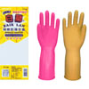 S313 Single Color Non Slippery Latex Rubber Glove
